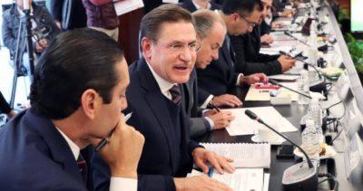 José Rosas Aispuro: Participación del Ejército dará certeza a ciudadanos