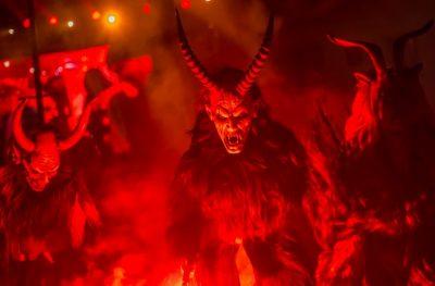 Austria celebra con fervor a Krampus, el demonio de la Navidad