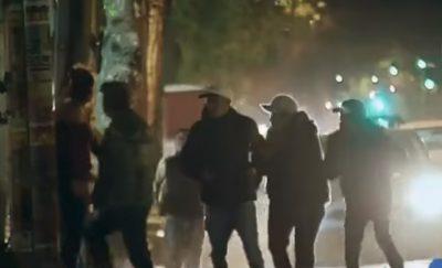 Se arma golpiza en pleno festejo de la Virgen de Guadalupe (VIDEO)