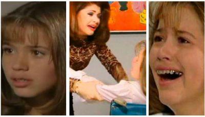 Así ha cambiado Yulianna Peniche 'la maldita lisiada' a través de los años (FOTOS)