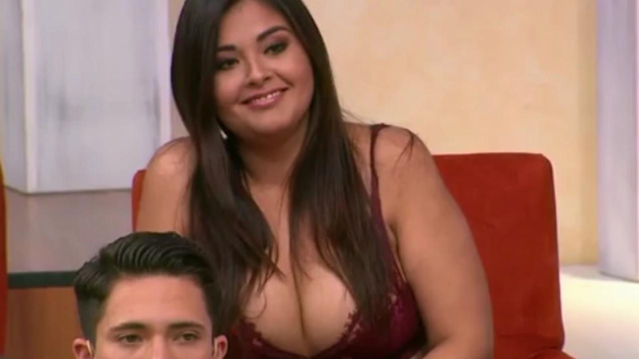 Participante De Enamorándonos Se Desnuda Y La Critican Por