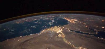 La NASA difunde video de México y Estados Unidos desde el espacio