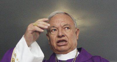 Cardenal asegura que los terremotos son consecuencia de los 'pecados'