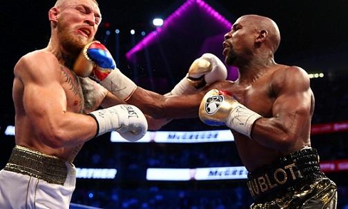 Floyd Mayweather confiesa la farsa en su pelea ante Conor McGregor