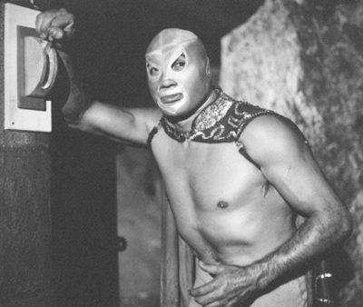 Superhéroe enmascarado mexicano del siglo XX: El Santo