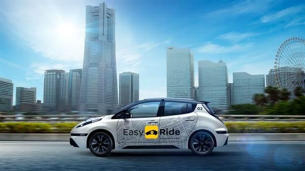 Taxis manejados por robots en Juegos Olímpicos Tokio 2020 (VIDEO)