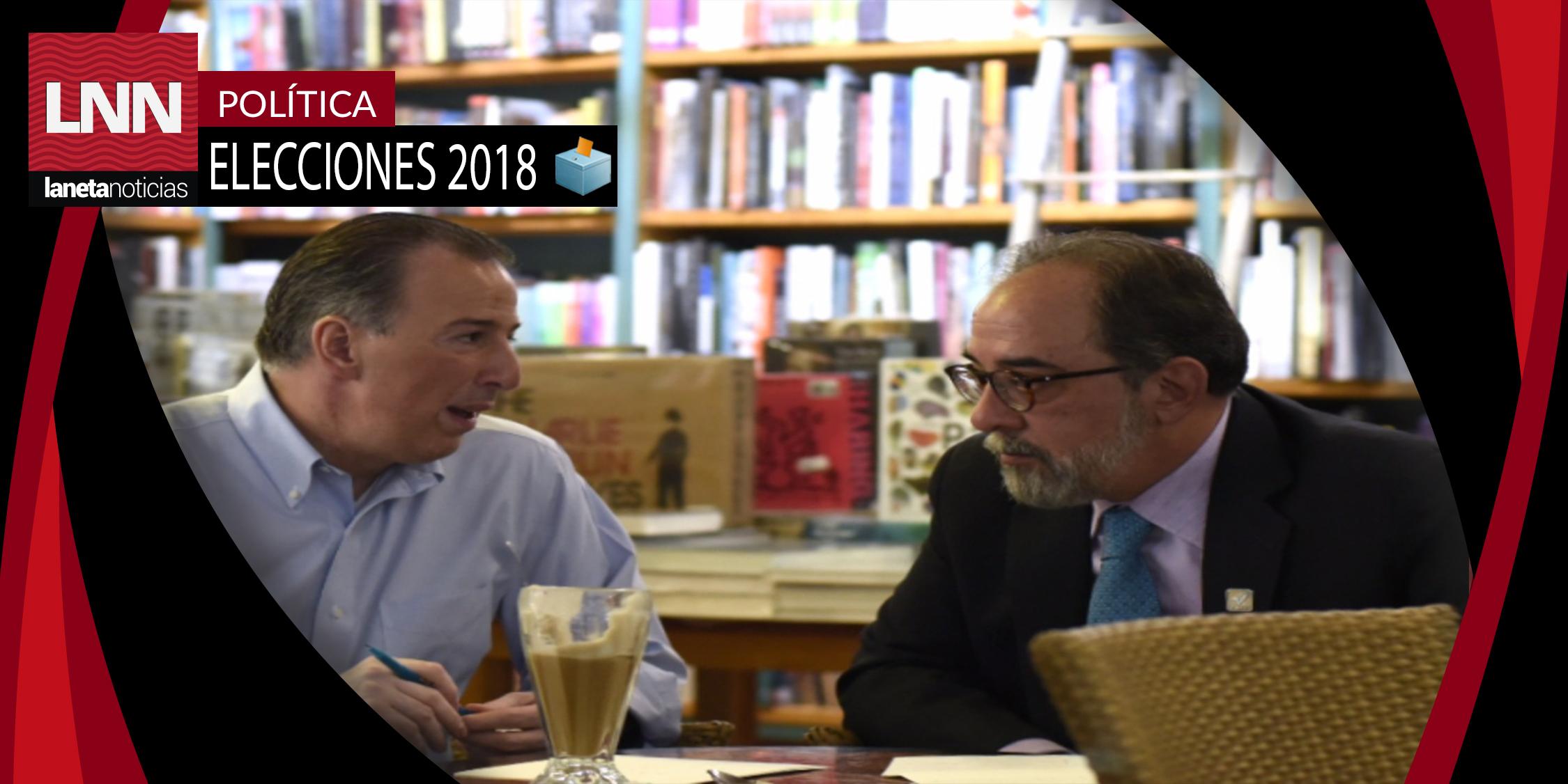 José Antonio Meade prepara coalición con Nueva Alianza