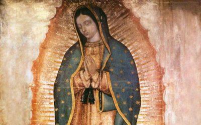 Peregrinos piden a la Virgen de Guadalupe fuerza tras sismos en México