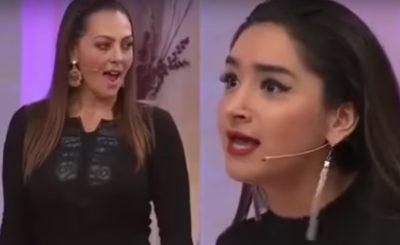 Serrath de Enamorándonos arremete contra la actriz Verónica del Castillo (VÍDEO)