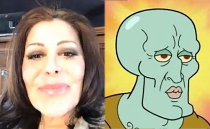 Le llueven 'memes' a Alejandra Guzmán tras su exceso de bótox