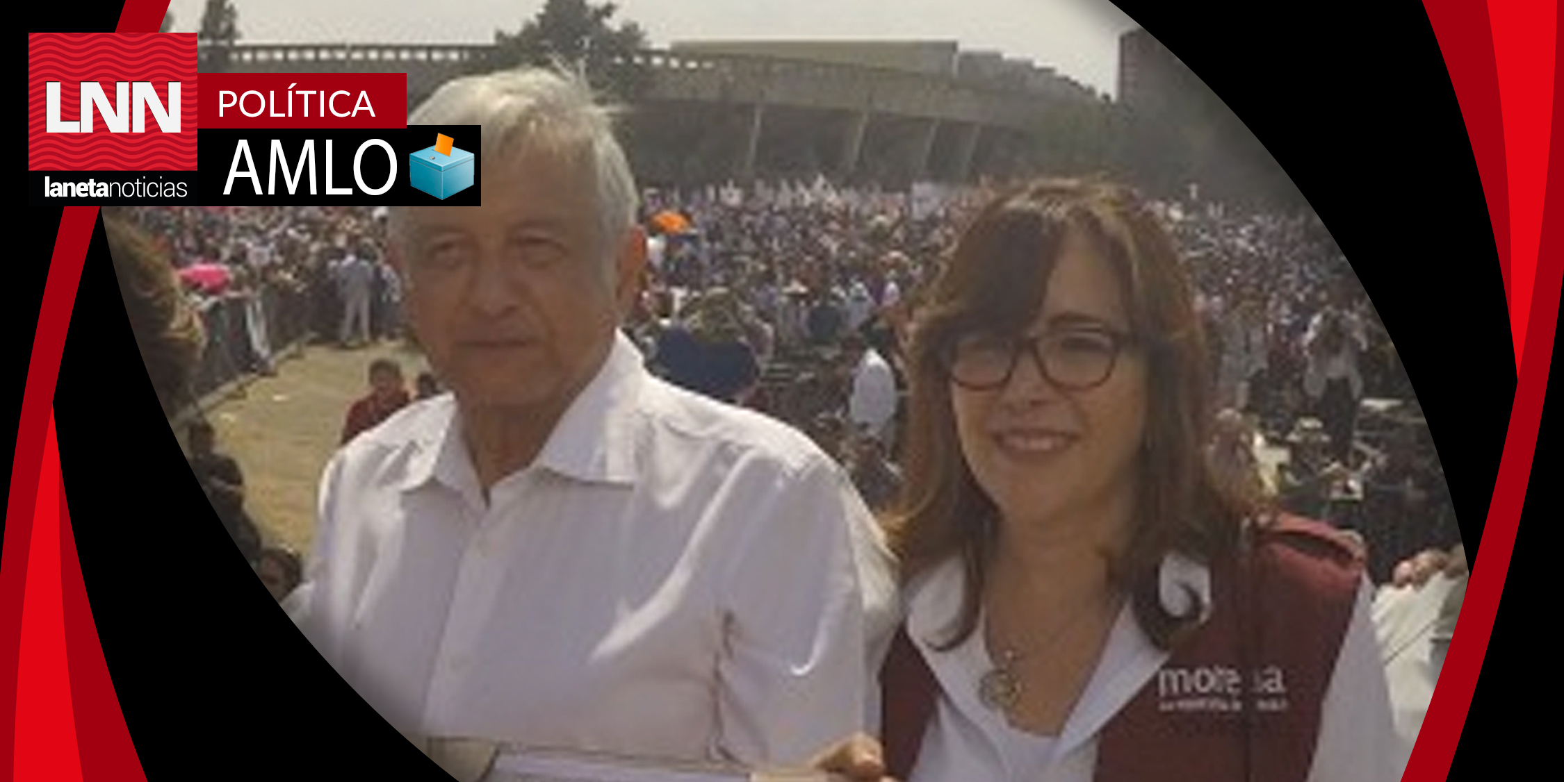 No habrá debate entre AMLO y Yunes Linares: Yeidckol Polevnsky