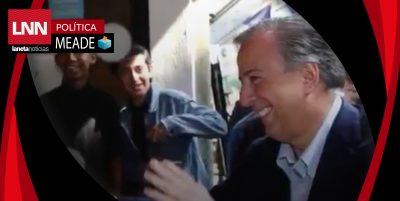 ¡Arriba el Peje!, le gritan ciudadanos a José Antonio Meade (VÍDEO)