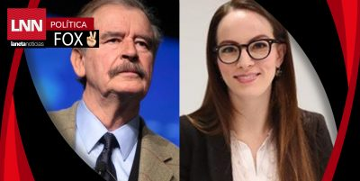 Vicente Fox critica a Gabriela Cuevas por unirse al movimiento de AMLO