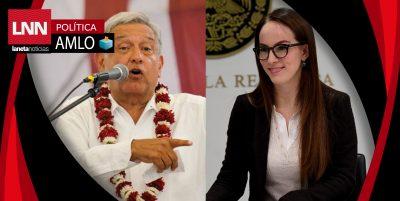 Me equivoqué, juzgué mal a AMLO: Gabriela Cuevas