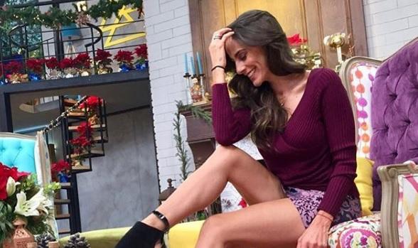 Paulina Mercado realiza desafiante foto de su zona íntima (FOTO)