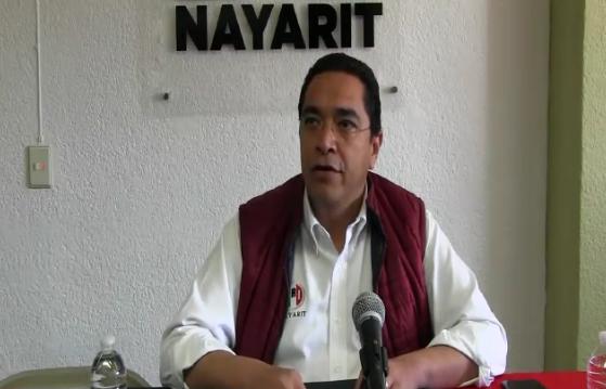 Nayarit va sin rumbo, certidumbre ni estrategia: Enrique Díaz