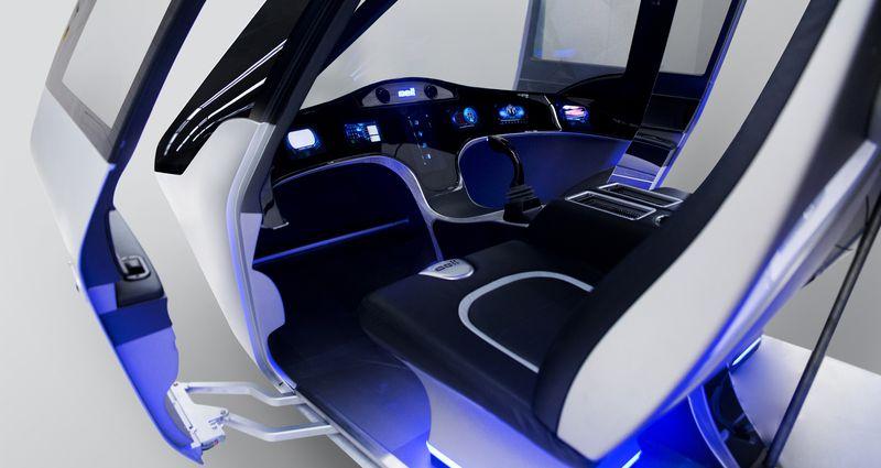 Uber tendrá el servicio de taxi aéreo en 2020