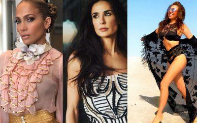 Conoce a las actrices que tienen más de 45 ¡pero parecen de 20! (FOTOS)