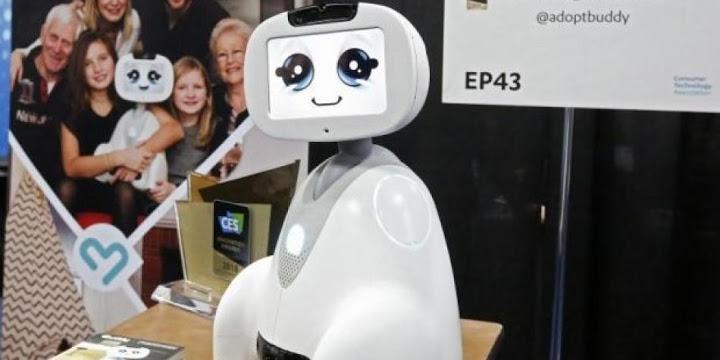 Crean robot 'ama de casa' en Estados Unidos