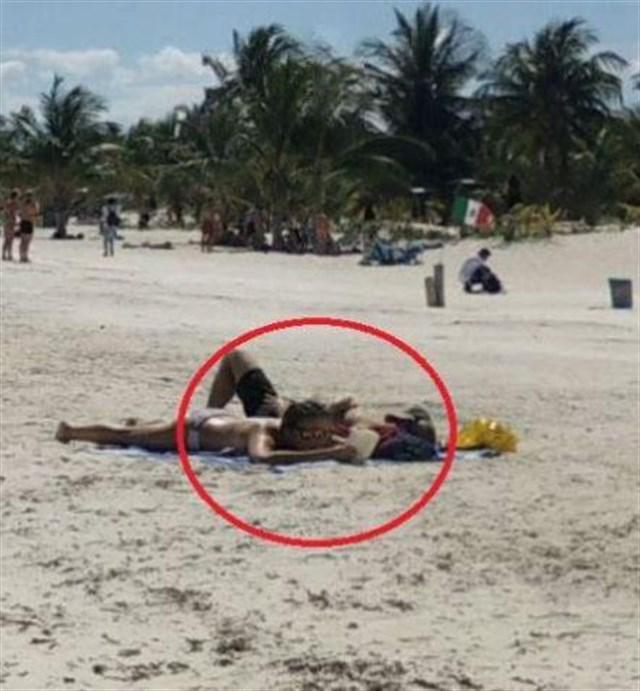 Google Maps capta a mujer con 'dos cabezas' en México y todos mueren de miedo (FOTOS)