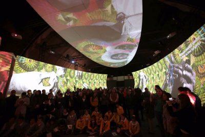 Muestra audiovisual 'México, Patrimonio Mundial' llega a Chalco