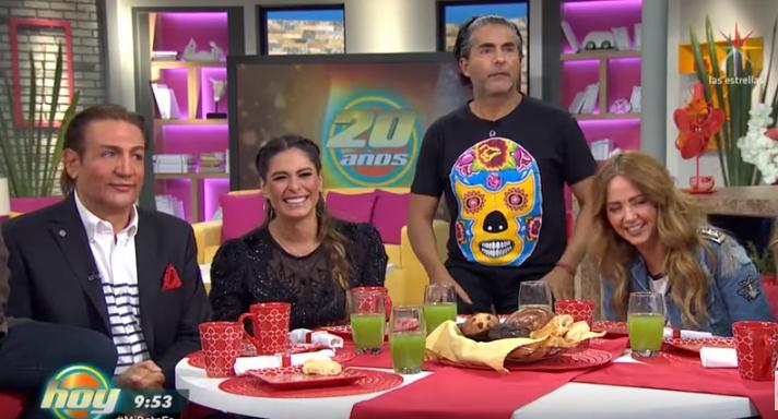 En 'Hoy' invitan a 'Fabiruchis' para humillarlo y burlarse de él (VIDEO)
