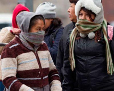 Prevalece ambiente de frío a muy frío en el norte del país
