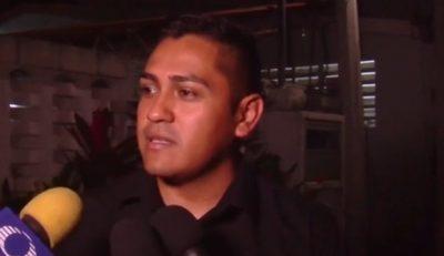 Carlos Domínguez revela todo sobre el asesinato de su padre en Tamaulipas