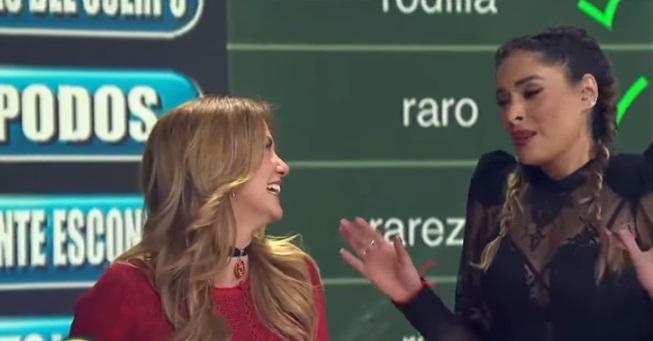 Andrea Legarreta escribe que tiene antojo de 'riata' (Video)