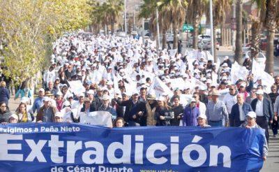 Llegará a Jalisco la 'Caravana por la dignidad de Chihuahua'