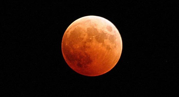 NASA prepara todo para la llegada de la 'Luna de sangre'