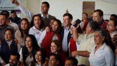 Miguel Castro Reynoso dijo que visitará a los militantes de cada uno de los 125 municipios de Jalisco
