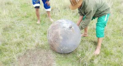 Bomba OVNI atemoriza a todos en Perú (FOTOS)