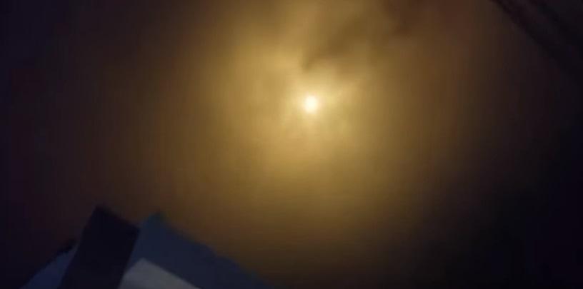 OVNI luminoso causa impacto en Colombia (Video)