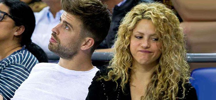 Filtran identidad de la modelo que causa 'ruptura' entre Shakira y Piqué