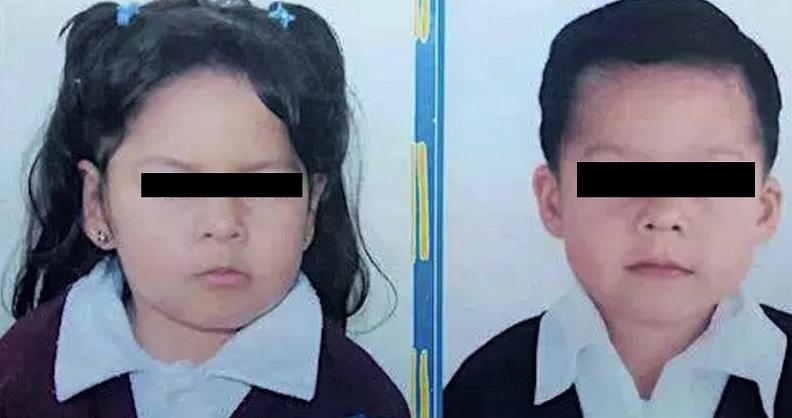 Secuestran a dos pequeños cuando se dirigían a su escuela en compañía de su abuela