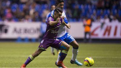 Club Puebla derrota y hunde al Veracruz