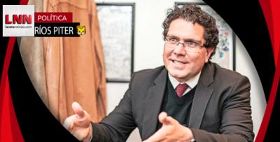 Confirma INE fraude en firmas de Ríos Piter
