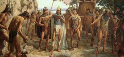 Estudio revela la enfermedad que mató a los aztecas en México