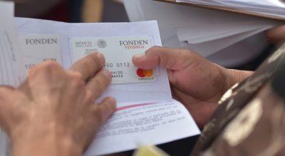 Bansefi desmiente supuesto fraude con tarjetas de apoyo a damnificados