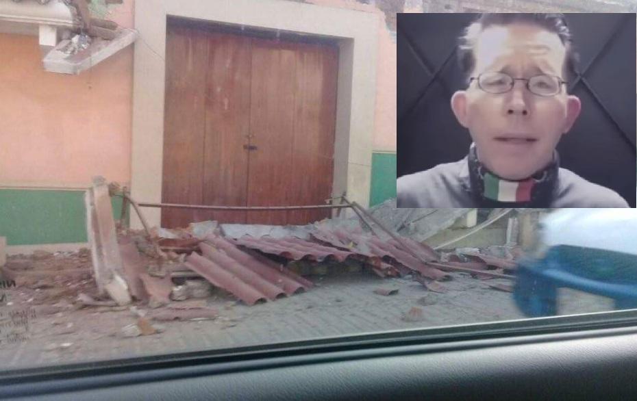 Álex Bckman impacta a todos por predicción sobre el sismo de ayer en México