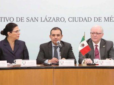 Senadores de México 'descartan' la idea de un TLCAN bilateral