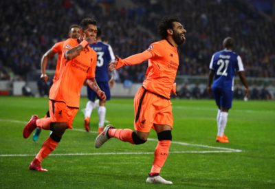 Liverpool aplasta en Champions League al Porto de los mexicanos