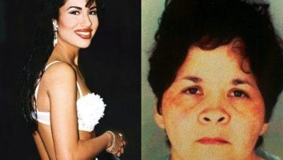 Así luce Yolanda Saldívar a 20 años de asesinar a Selena