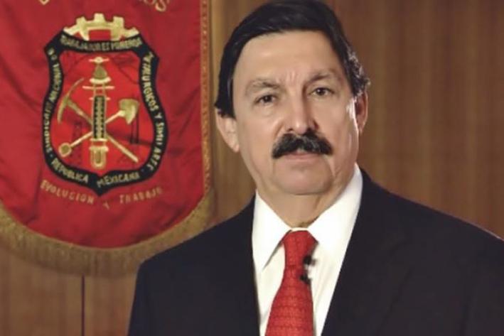 Napoleón Gómez Urrutia es víctima del sistema: PT Veracruz