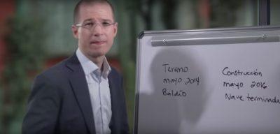 'El profe Anaya'  enseña cómo ganar 54 millones en 4 minutos (VIDEO)