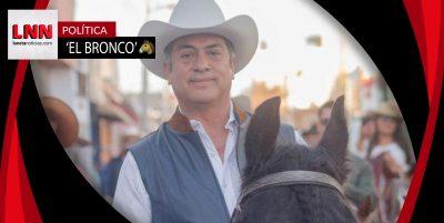 #FakeNews El Bronco cancela su registro como candidato