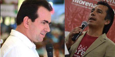 PRI y Morena, con empate técnico en Veracruz (FOTOS)
