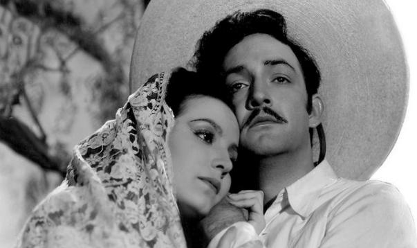María Félix y Jorge Negrete, la historia de un amor de película
