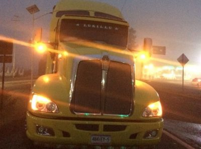Aseguran vehículo con mercancía valuada en más de 400 mil pesos